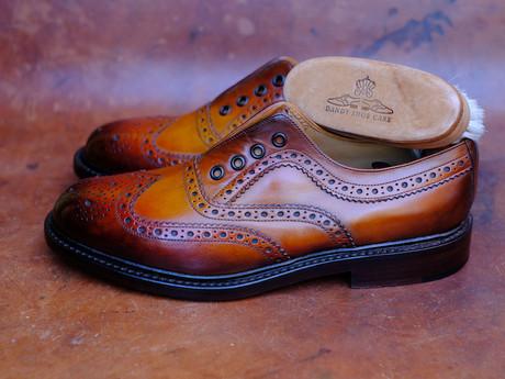I ty zostań patyniarzem! – czyli o personalizacji butów słów kilka