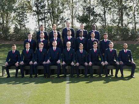 Loake został oficjalnym partnerem klubu Arsenal