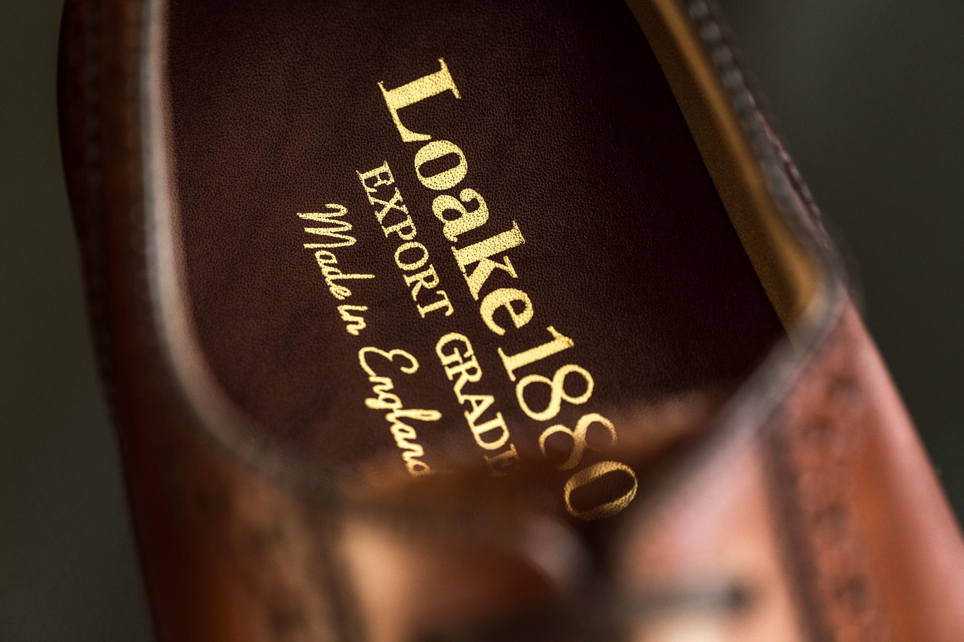 Loake1880 Export Grade