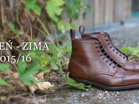 Elegancja obowiązuje cały rok, czyli nowe modele butów Loake na jesień/zimę