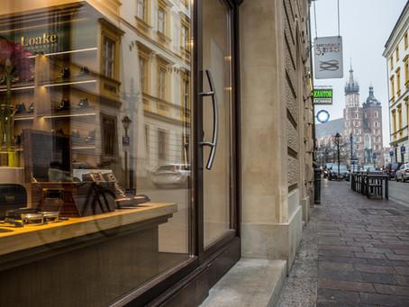Przedstawiamy salon Loake w Krakowie
