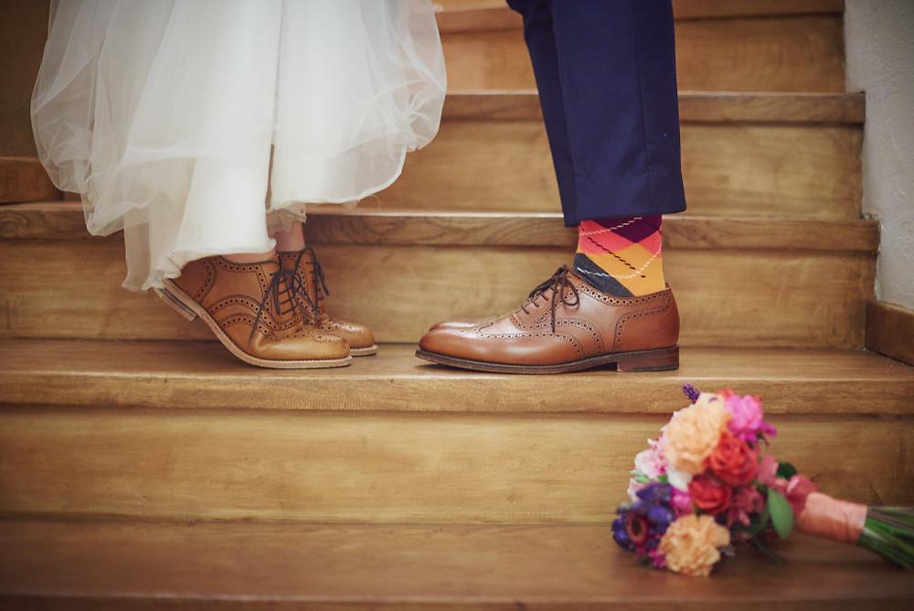 buty Loake ślubne zdjęcie