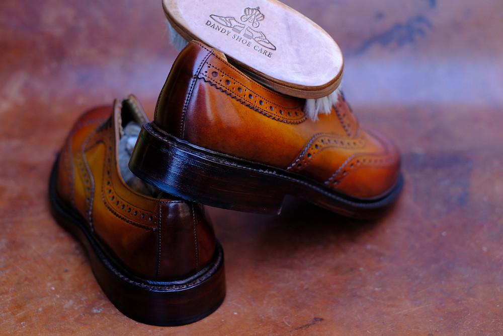 Model Ashby_Dandy Shoe Care_4
