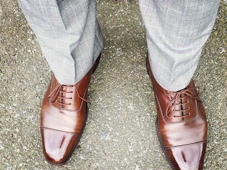 5 rodzajów butów, które musi mieć każdy biznesmen