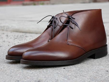 Chukka boots, czyli idealne buty na jesień/wiosnę