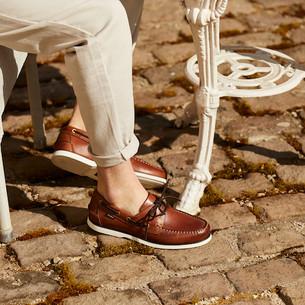 Słoneczna elegancja, czyli lato w butach Loake