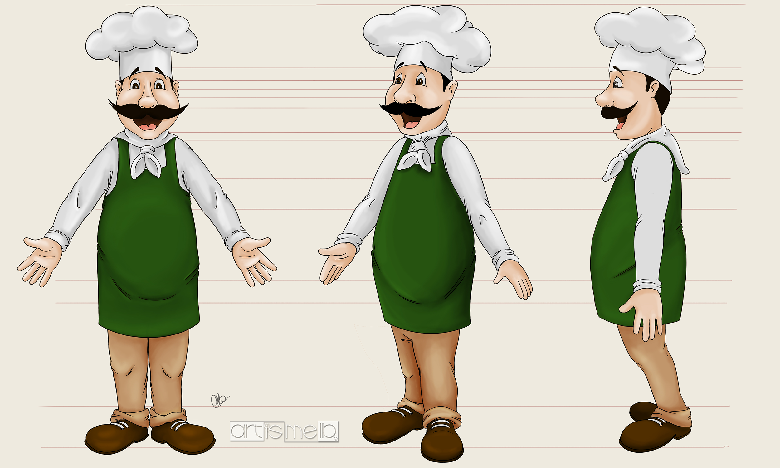 Turnaround chef