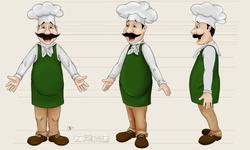 Re-diseño de personaje