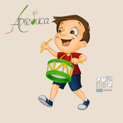 Niño con tambor