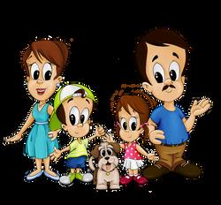 Familia El Mismo Precio (comission)