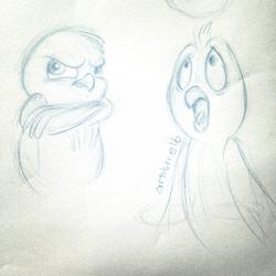 Quetzal Poses