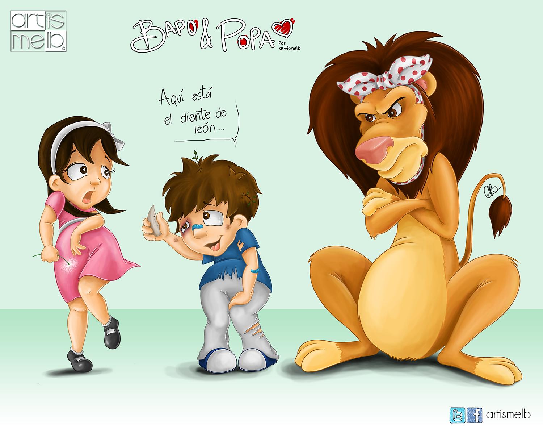 Bapo & Popa: Diente de león