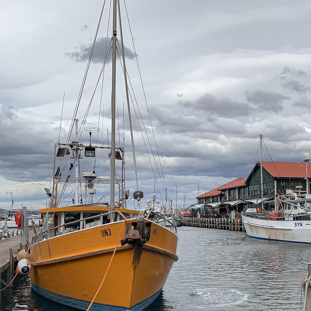 Sullivan's Cove, Hobart