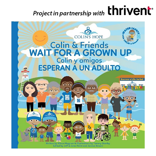 Thrivent Action Team: Water Safety Books