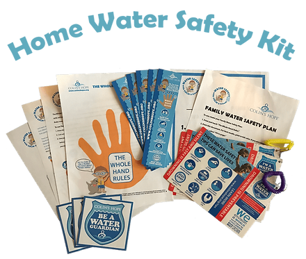 Home Water Safety Kit