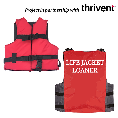 Thrivent Action Team: Life Jacket Labeling (Austin, TX area only)