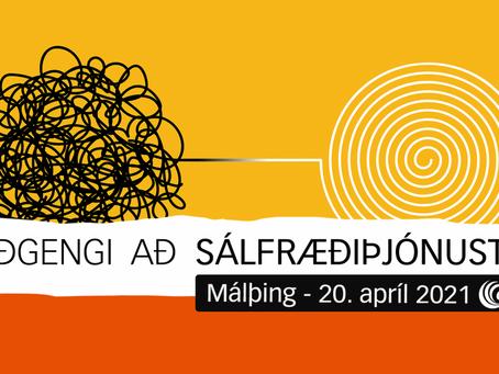 Málþing um aðgengi að sálfræðiþjónustu 20. apríl