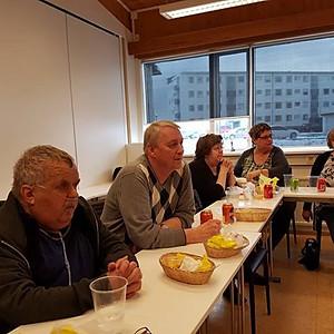 Félagsfundur - Grill og Pallborðsumræður
