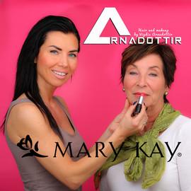 Hudpleiekonsulent for Mary Kay! Kontakt meg for homeparty, kurs og/eller bestilling av Mary Kay Foto: Jørn Grønlund