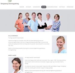 Kongsberg Tannregulering AS