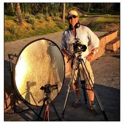 Filming av treningsvideo