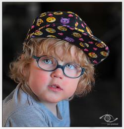 Mathias - 3 år