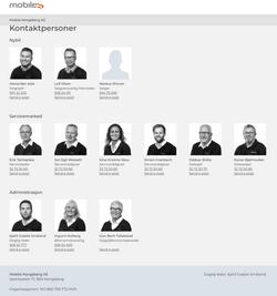 Mobile Kongsberg