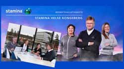 Stamina Helse - Kongsberg