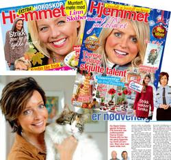 Ukebladet Hjemmet