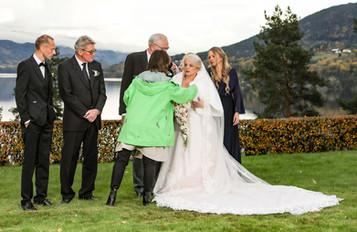 Brylluppet Titti og Antoni