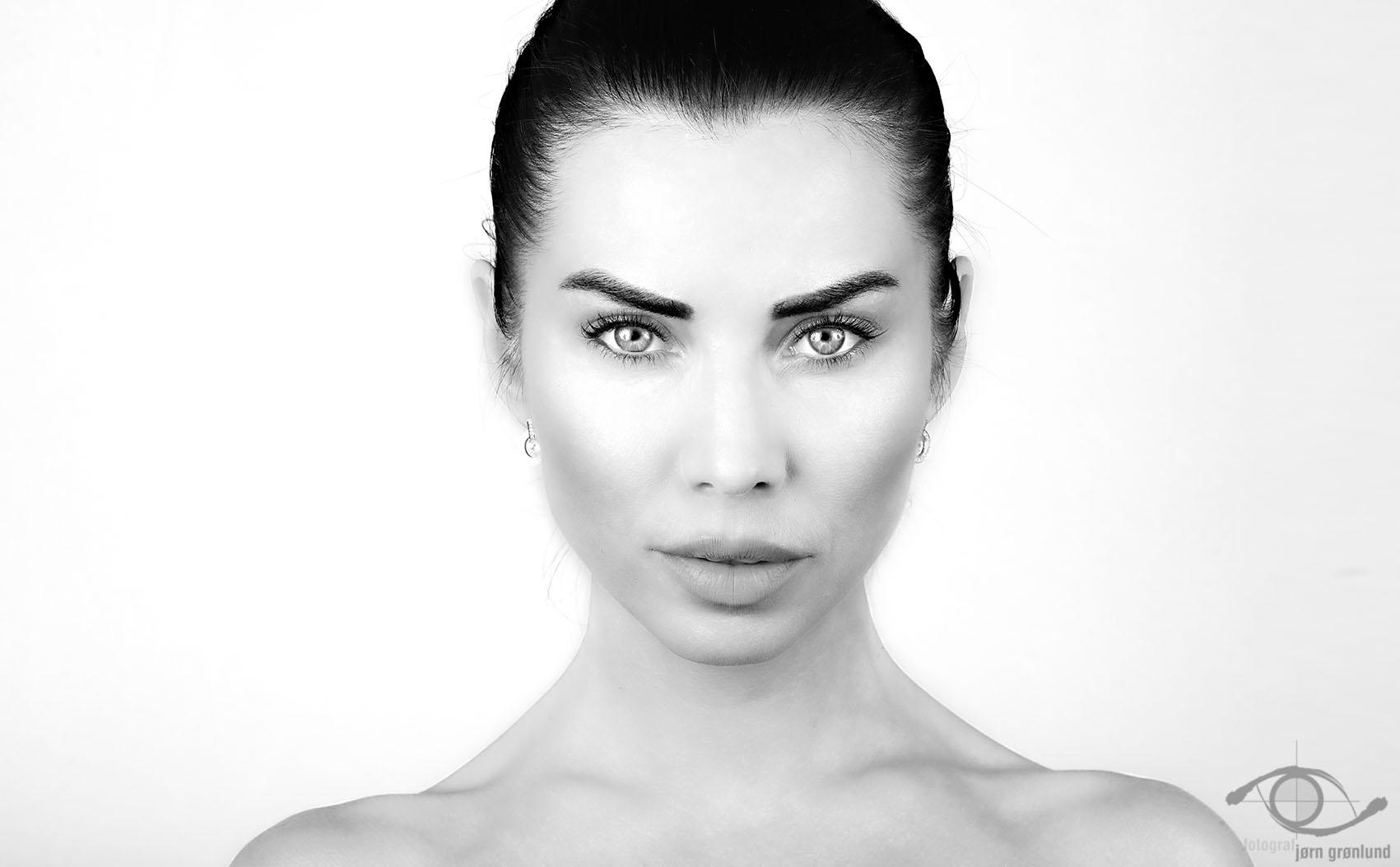 Frisør og stylist Vigdis Arnadottir