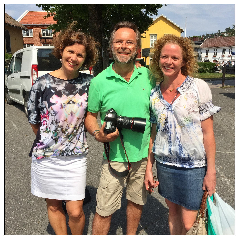 Fotojobb med Jeanette Roede