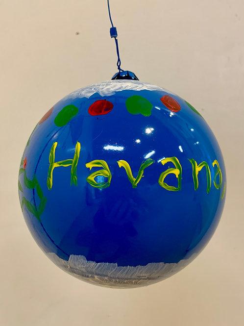 1907 Havana Ornament