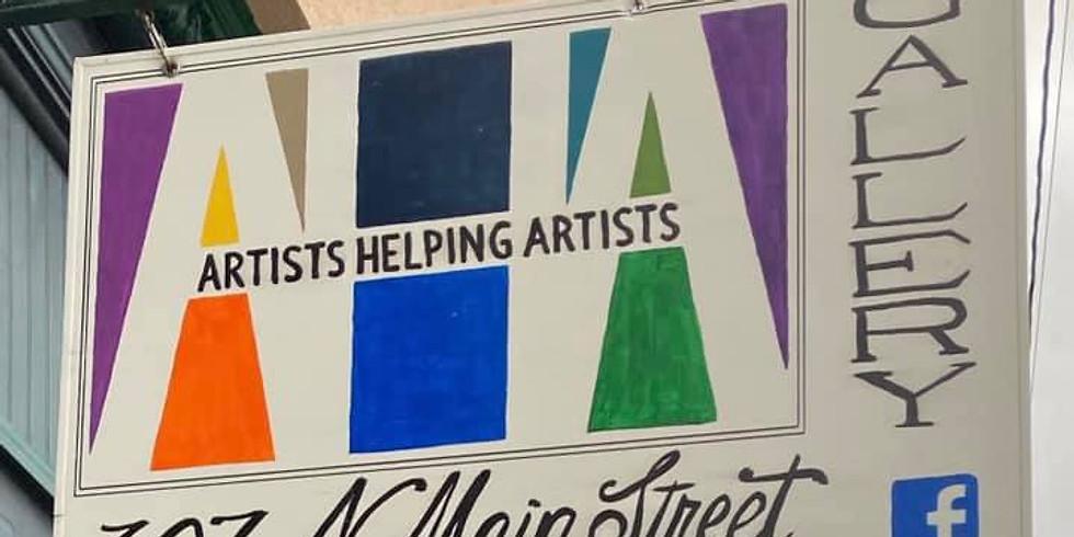 AHA Gallery Summer Artists Pop-Up