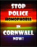 Homophobic Police Hate Crimes