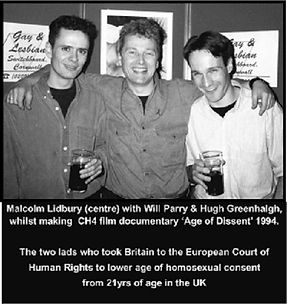 Gay History Cornwall