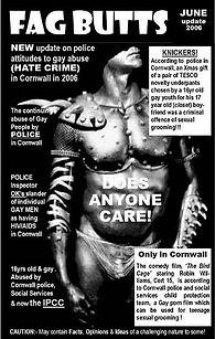 Gay Cornwall