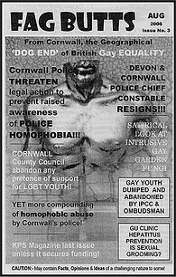 Gay Cornwall LGBT History