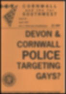 Gay History LGBT Cornwall