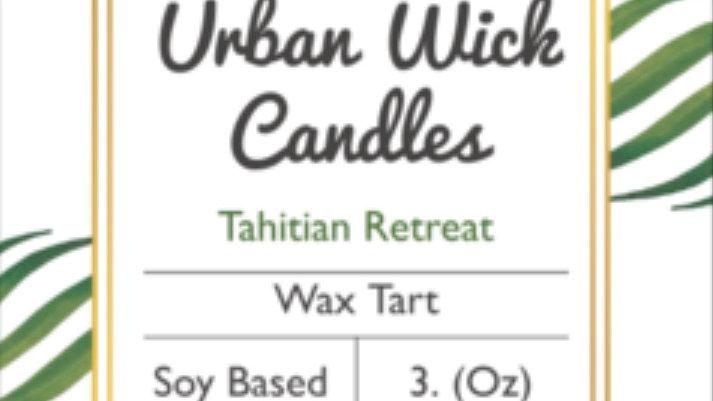 Tahitian Retreat Wax Tart
