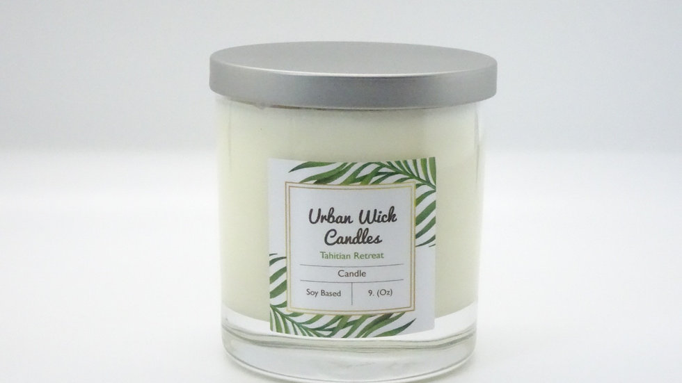 Tahitian Retreat Candle