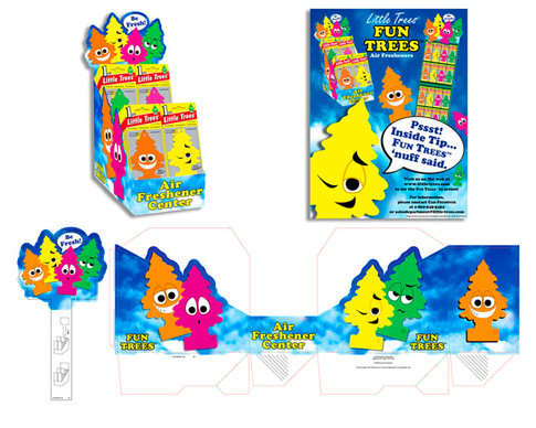 LT® Fun Trees and Supporting Sales Materials