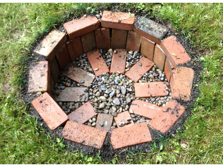 Simple DIY Fire Pit!