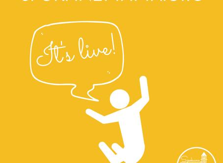 SpokaneMama.org is LIVE!