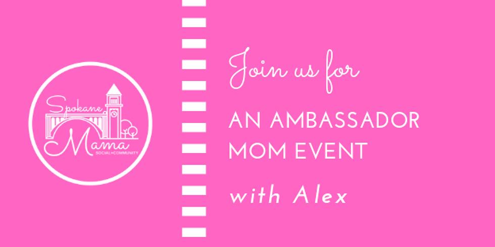Single Mama Buti Glow Yoga Flow with Ambassador Alex