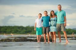Costa rica pro family photography