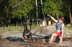 Costa Rica Beach Portraits