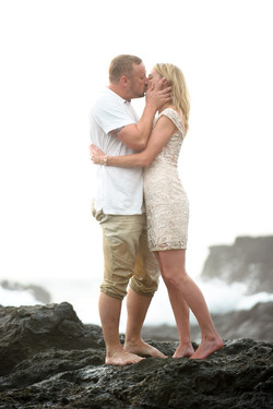Engagement Pictures in Costa Rica