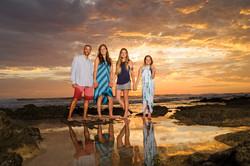 Travel Family Photos Costa Rica