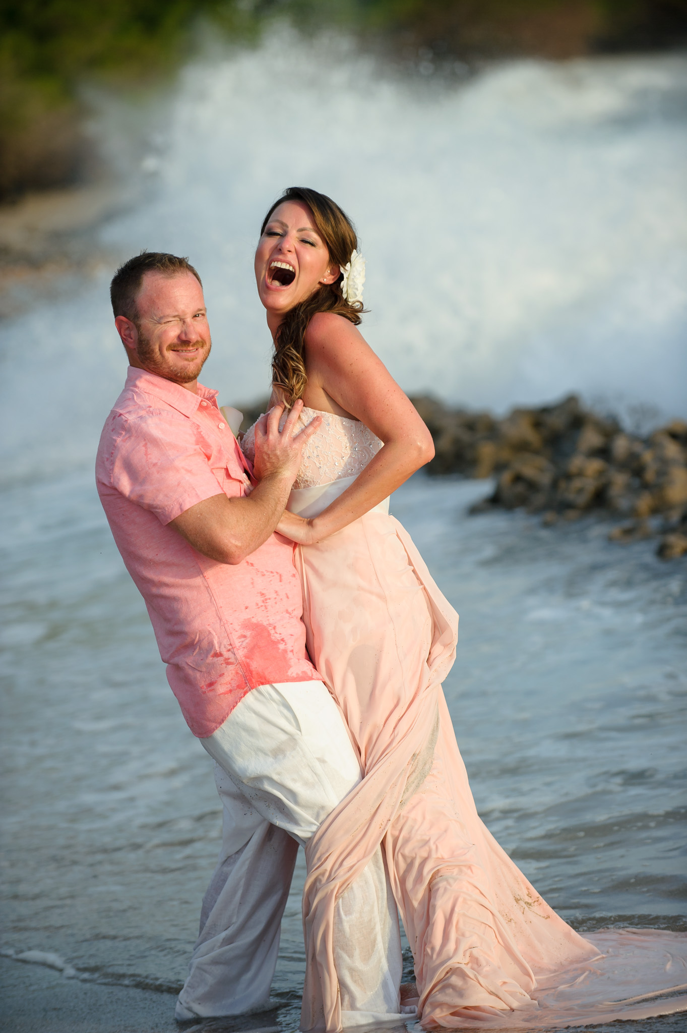 Planning on Eloping in Costa Rica